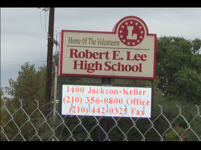 Texas School Sheds 'Robert E. Lee' for 'Student Safety'