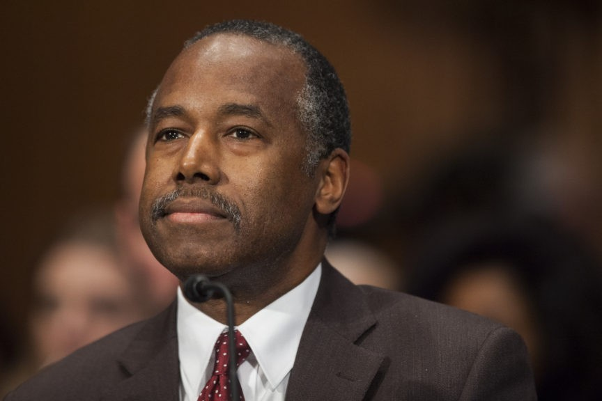 Ben Carson Supports Judge Roy Moore for Alabama Senate