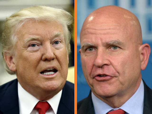 Gaffney Blames H. R. McMaster for Trump Not Calling out 'Radical Islamic Terrorism' by Name