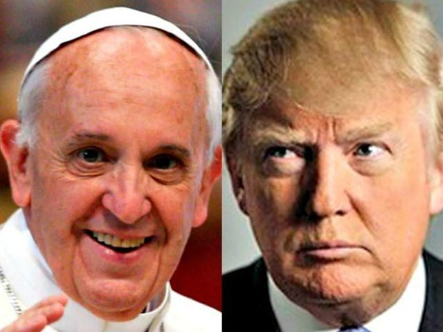 Did Pope Francis Question President Trump's Pro-Life Credentials?