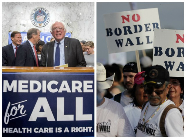 Virgil: The Big Question for Open Borders Bernie Sanders' 'Medicare for All' Plan Is What if 'All' Includes the Whole World?
