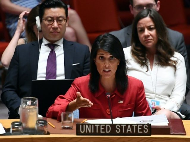 World View: America's UN Ambassador Nikki Haley Says North Korea Is 'Begging for War'
