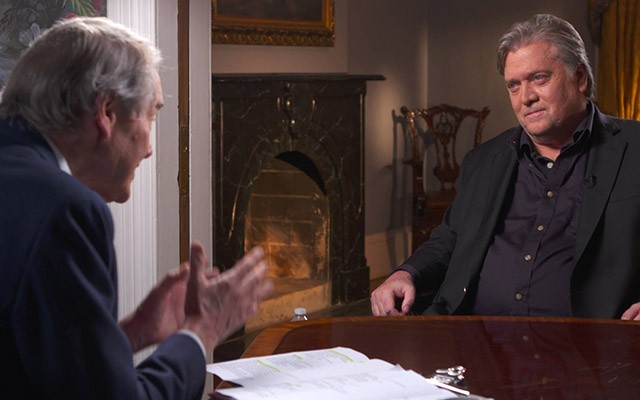 Gainor on 60 Minutes: Bannon Did Well; Rose Seemed 'Out of His Depth'