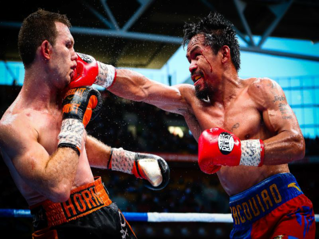 Pacquiao Pulls Out Of Title Rematch With Horn