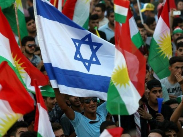 World View: Israel May Be the Only Country Recognizing the Iraq Kurdistan Referendum