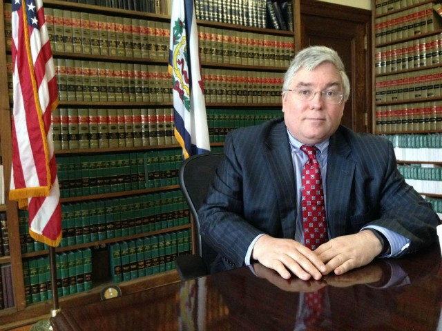 Bossie: Patrick Morrisey in West Virginia Is 'the Tip of the Spear' of the Anti-Establishment Insurgency