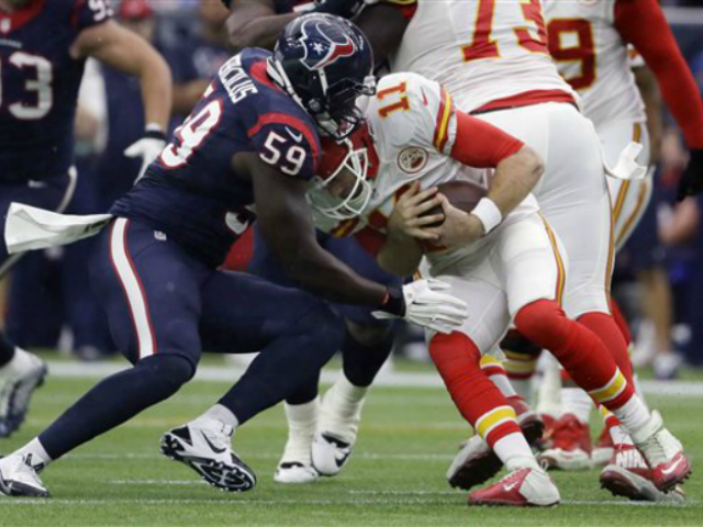 NFL Preview: How Will Houston Texans Perform While Protesting the Team's Owner?