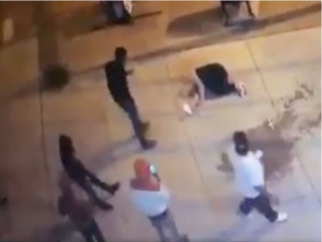 Watch: Bystanders Rob, Take Pictures of Woman After She Gets Knocked Out
