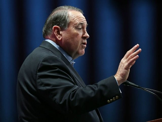 Mike Huckabee: Trump Needs to Do 'What He Promised,' End 'Terrible, Terrible' Iran Deal