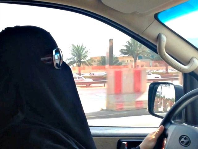 WATCH: Saudi Man Threatens to Burn Female Motorists Following Decision Allowing Women to Drive