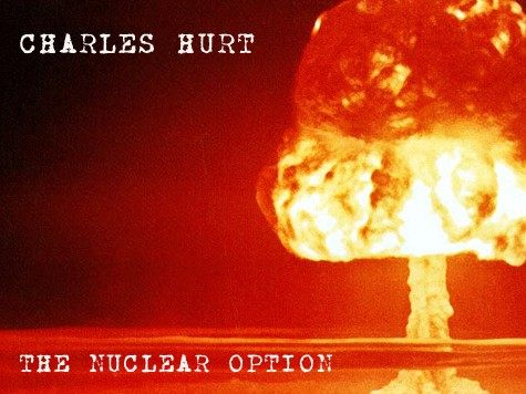 The Nuclear Option: Another Week, Another Pathetic Low for Opposition Party Media