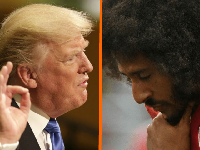 Lawsuit Against NFL Names Donald Trump 'Organizing Force' of Conspiracy Against Colin Kaepernick