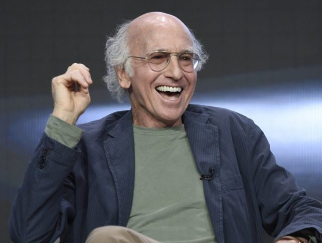 Pamela Geller: Thank You, Larry David