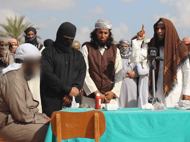 Graphic Photos: Islamic State Severs Hand of Accused Thief in Sinai