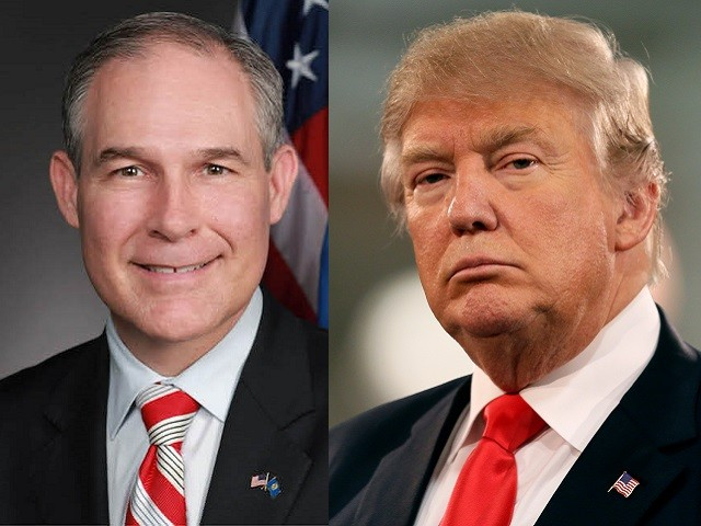 Heartland Institute: Trump 'Did What He Said He Was Going to Do' with EPA Carbon Emissions Rules