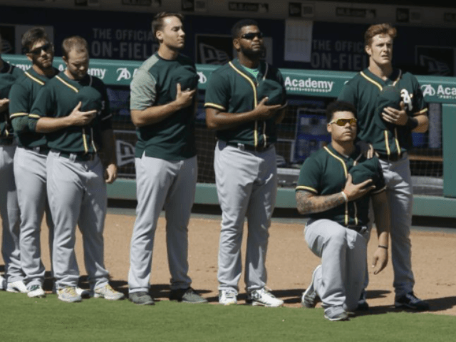 A's Catcher Bruce Maxwell, Only MLB Anthem Kneeler, Arrested After Allegedly Pointing Gun at Delivery Driver