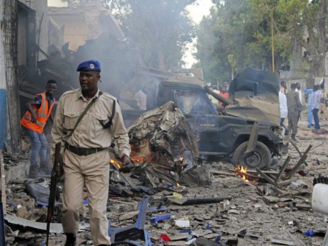 World View: Somalia Terror Bombings Again Raise Question of U.S. Military Strategy in Africa