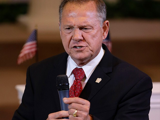 Judge Roy Moore on Hannity Radio: 'These Allegations are Completely False and Misleading'