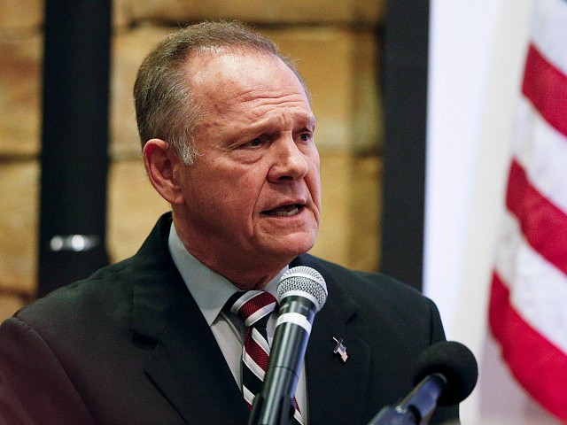 Gainor Questions 'Suspicious' Timing of WaPo's Hit Piece on Roy Moore To Cause 'Maximum Damage'