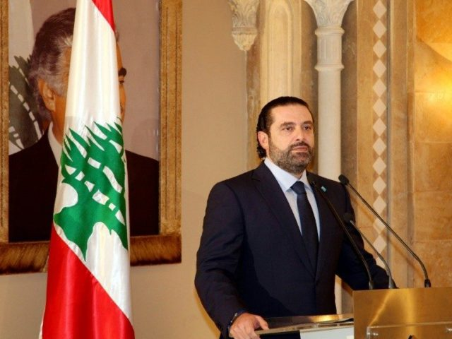 World View: Saad Hariri Shocks Lebanon by Resigning as PM While in Saudi Arabia