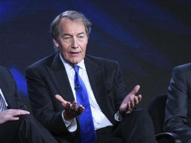 Report: Charlie Rose Accused of Lewd Calls, Nudity, Groping by Former Employees