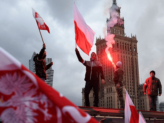 Seeing The Effects of Mass Migration in Western Europe Turns Young Poles Populist