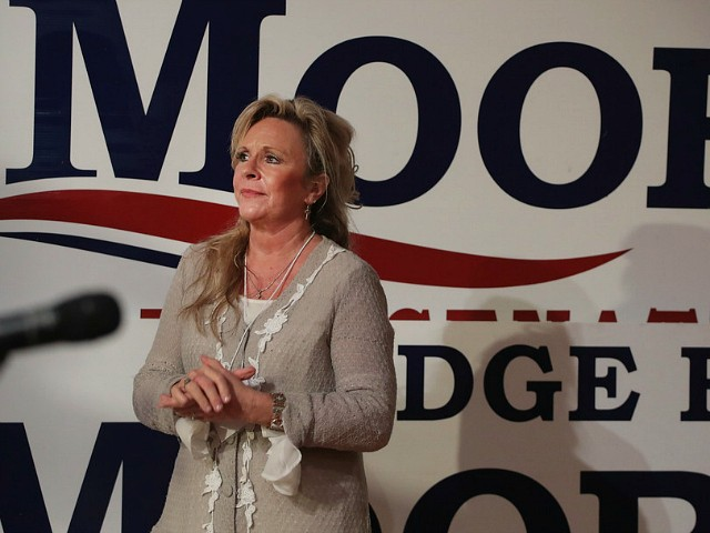 Exclusive — Kayla Moore on Allegations Against Her Husband Judge Roy Moore: 'It's Just Not True–Any of It'
