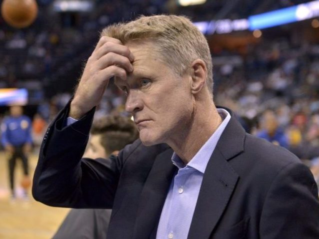 Steve Kerr: Government Puts Interests of 'Gun Industry' Ahead of 'People's Safety'