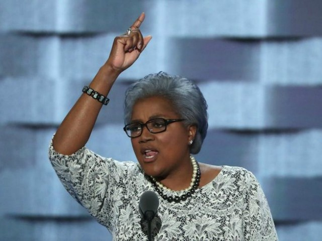 Gainor: Media 'Did Everything They Could to Silence' Donna Brazile's Complaints of Rigging