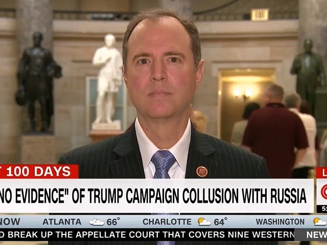 Schiff: Uranium One Investigation 'A Response To a Call That Steve Bannon Made'
