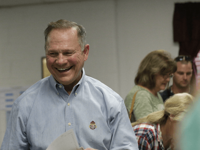 CBS News Poll: As Majority of Alabama Republicans Believe Allegations Against Roy Moore False, Judge Takes Commanding Lead