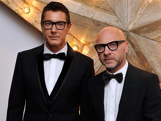 'I Am Not Gay, I Am a Man, That's It:' Dolce & Gabbana Designer Rejects 'Absurd' Labels