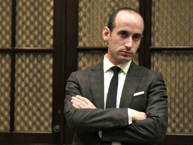 Report: 'Rising White House Power' Stephen Miller 'May Outlast Almost Everyone' in Trump Administration