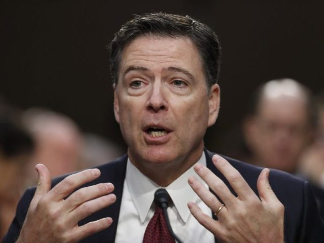 James Comey 'Emperor with No Clothes,' Says Former FBI Assistant Director After Gloating Bible Verse Post