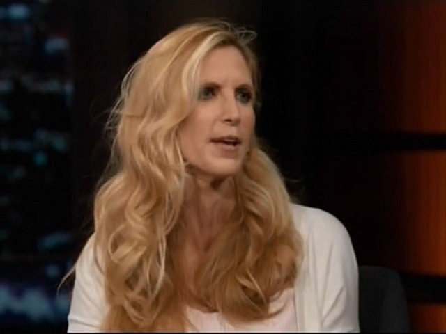 Ann Coulter: No DACA Amnesty 'Until There's a Wall and Hell Freezes Over'