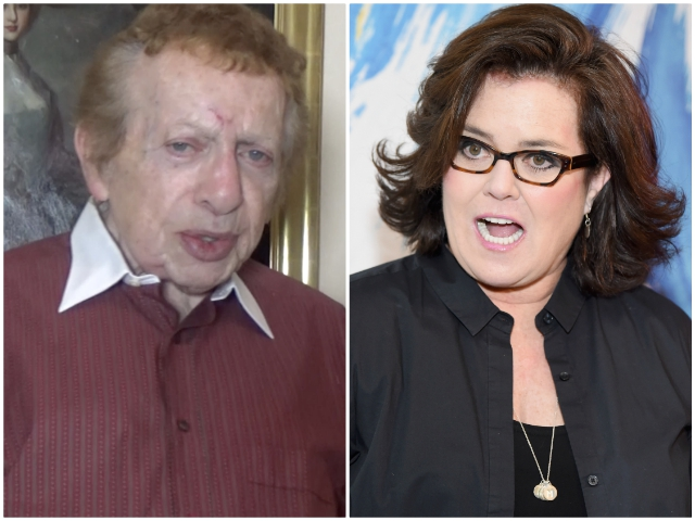 Jackie Mason: Rosie O'Donnell Belongs in 'Insane Asylum' (Exclusive)