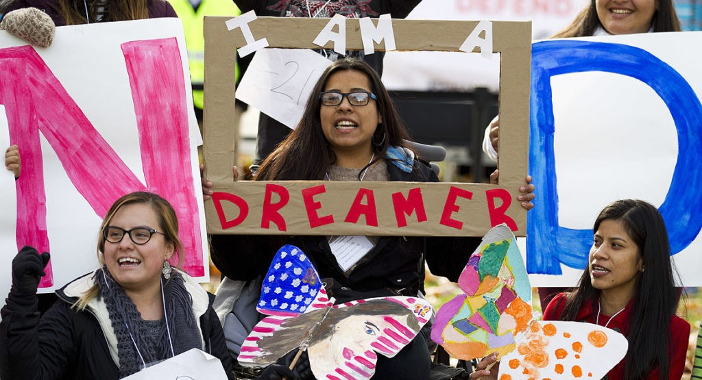 'We Will Be Prepared to Fight:' Pro-American Immigration Reformers Gear Up for 2018 DACA Amnesty Battle