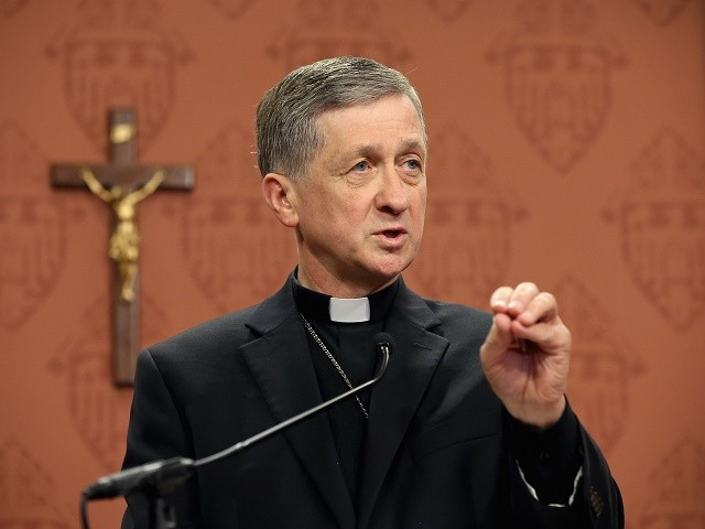 Archbishop Cupich Hits Steve Bannon: 'Laughable' to Believe Church Has Economic Interest in Mass Immigration