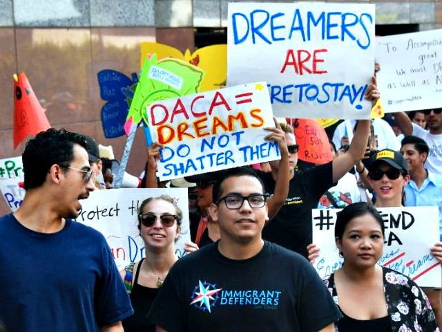 House GOP Establishment, Democrats Rush to Unveil DACA Amnesty for Illegal Aliens