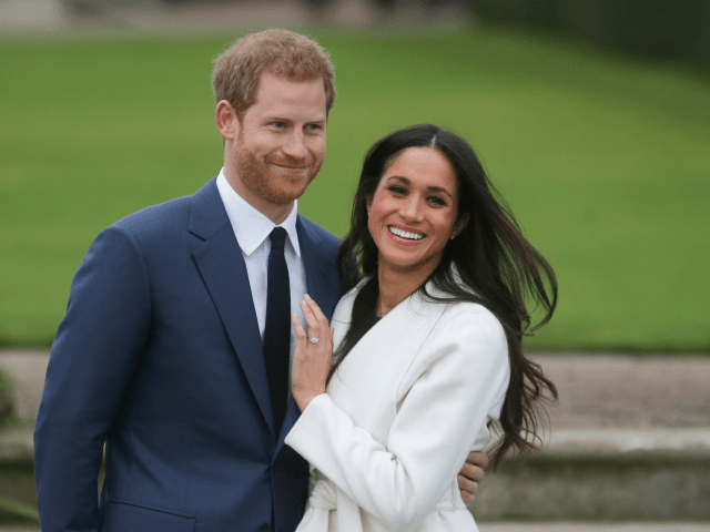 After Harry-Meghan Engagement, Research Finds Nearly Half of Brits Would Oppose Gay Royal Wedding