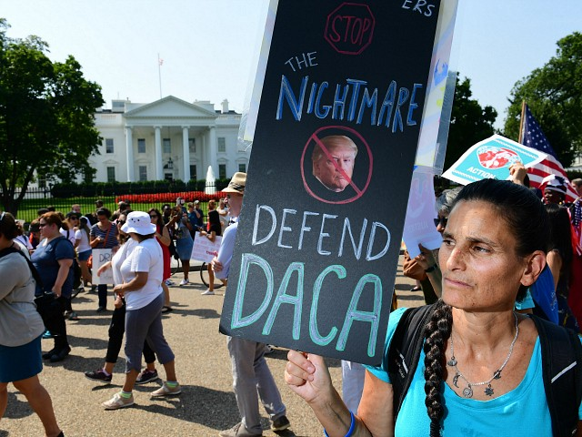 Poll: Swing Voters Increasingly Opposed to Giving Amnesty to DACA Illegal Aliens via Govt Shutdown