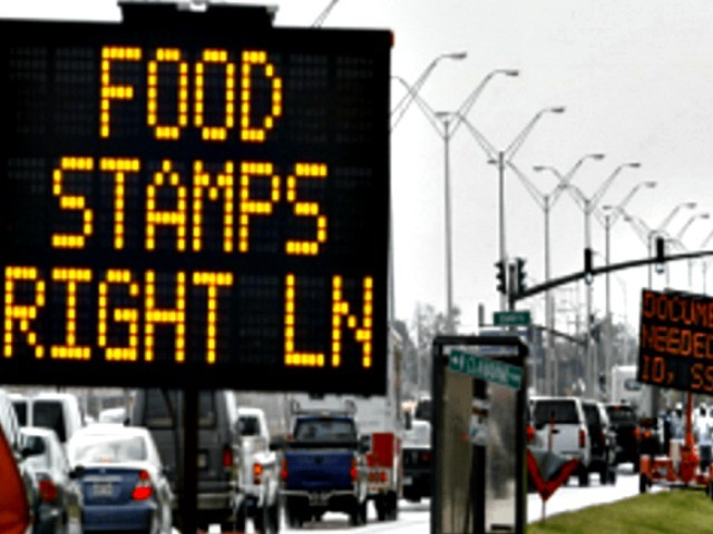 1-in-5 Illegal Aliens Would Go on Food Stamps After Amnesty, Says CBO