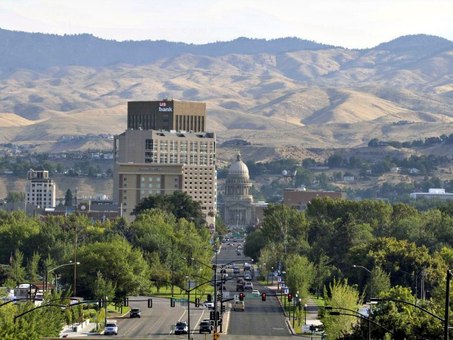 Idaho Is Fastest-Growing State in U.S.