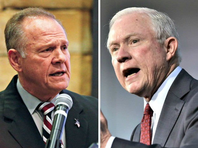 Judge Roy Moore Invokes Jeff Sessions, Vows Allegiance to Pro-American Immigration Reform Movement