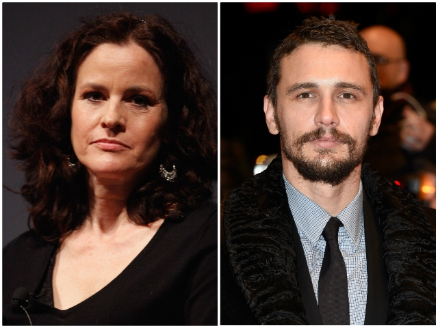 Ally Sheedy Calls Out James Franco after Golden Globes Win with #MeToo Tweet