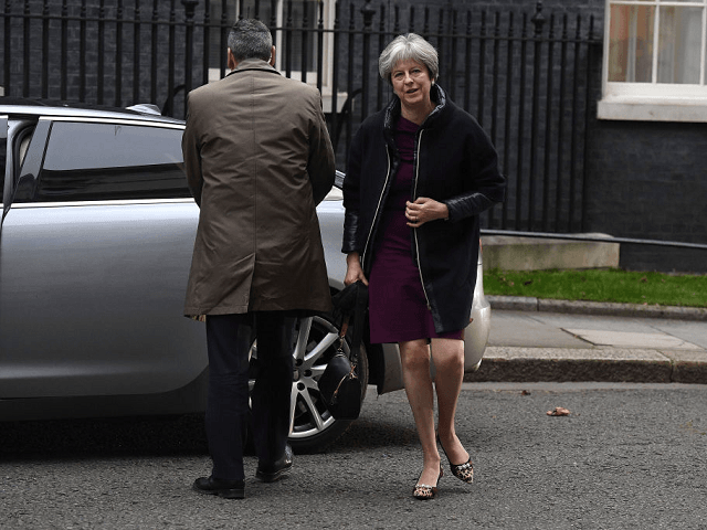 Theresa May Cabinet Reshuffle: First Departure is Ulster Minister Resignation, Citing Ill Health