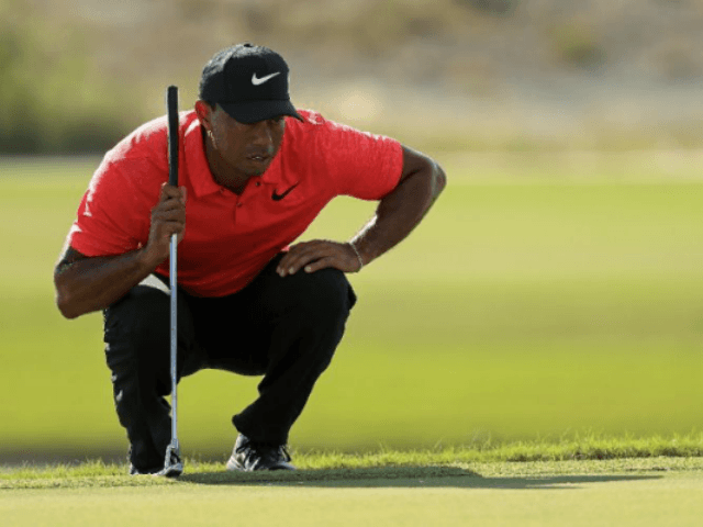 Excited Tiger Set to Play at Torrey Pines, Riviera