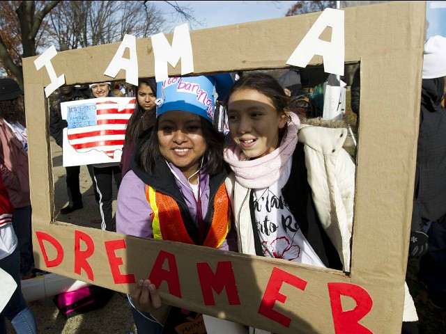 Report: DACA Amnesty 'Would Increase' Number of Anchor Babies on Welfare