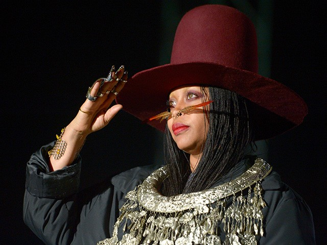 Erykah Badu Sees the 'Good' in Hitler: 'He Had a Terrible Childhood'
