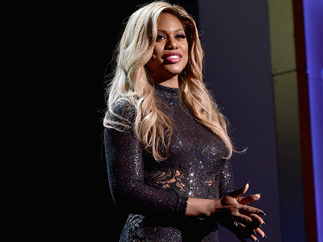 Laverne Cox Becomes First Transgender 'Cosmopolitan' Cover Star